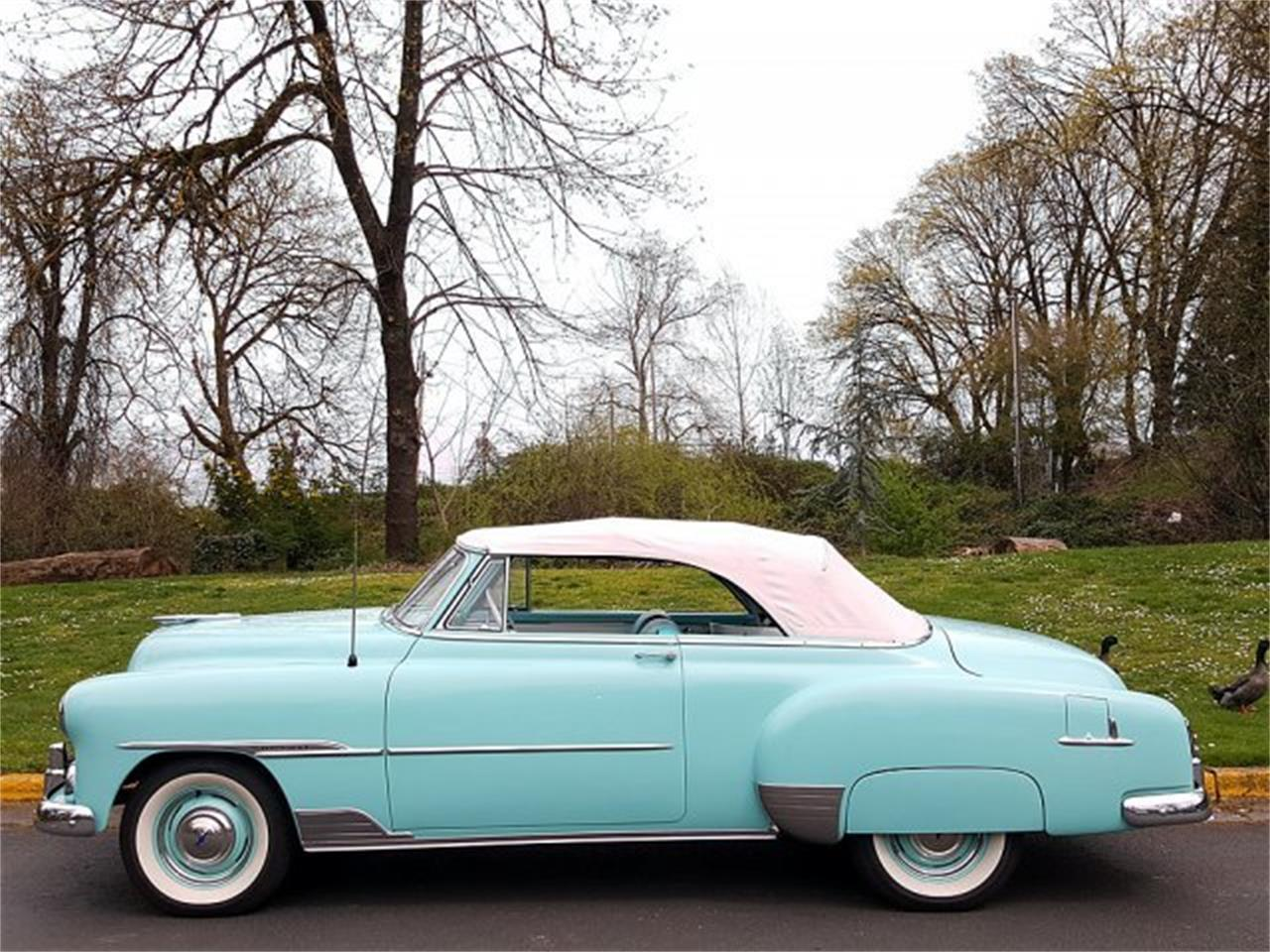 1951 Chevrolet 2 Door Deluxe Convertible For Sale Hardtop Large Picture Of 51 Kwv6
