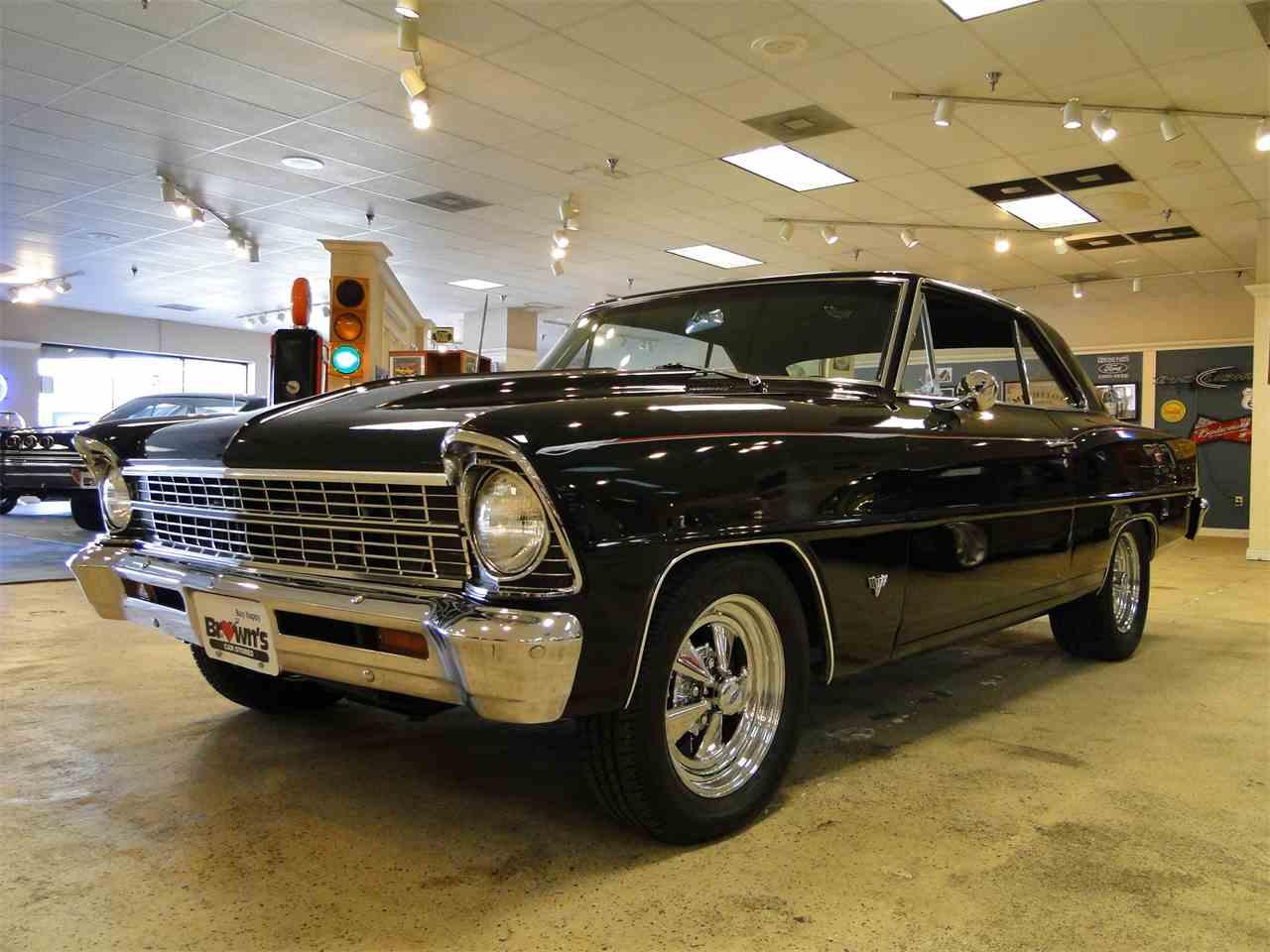 1967 Chevrolet Nova for Sale | ClassicCars.com | CC-975866