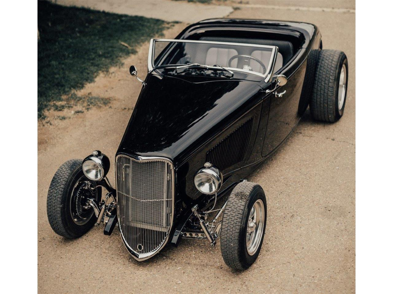 Large Picture of '33 Roadster - KX0V