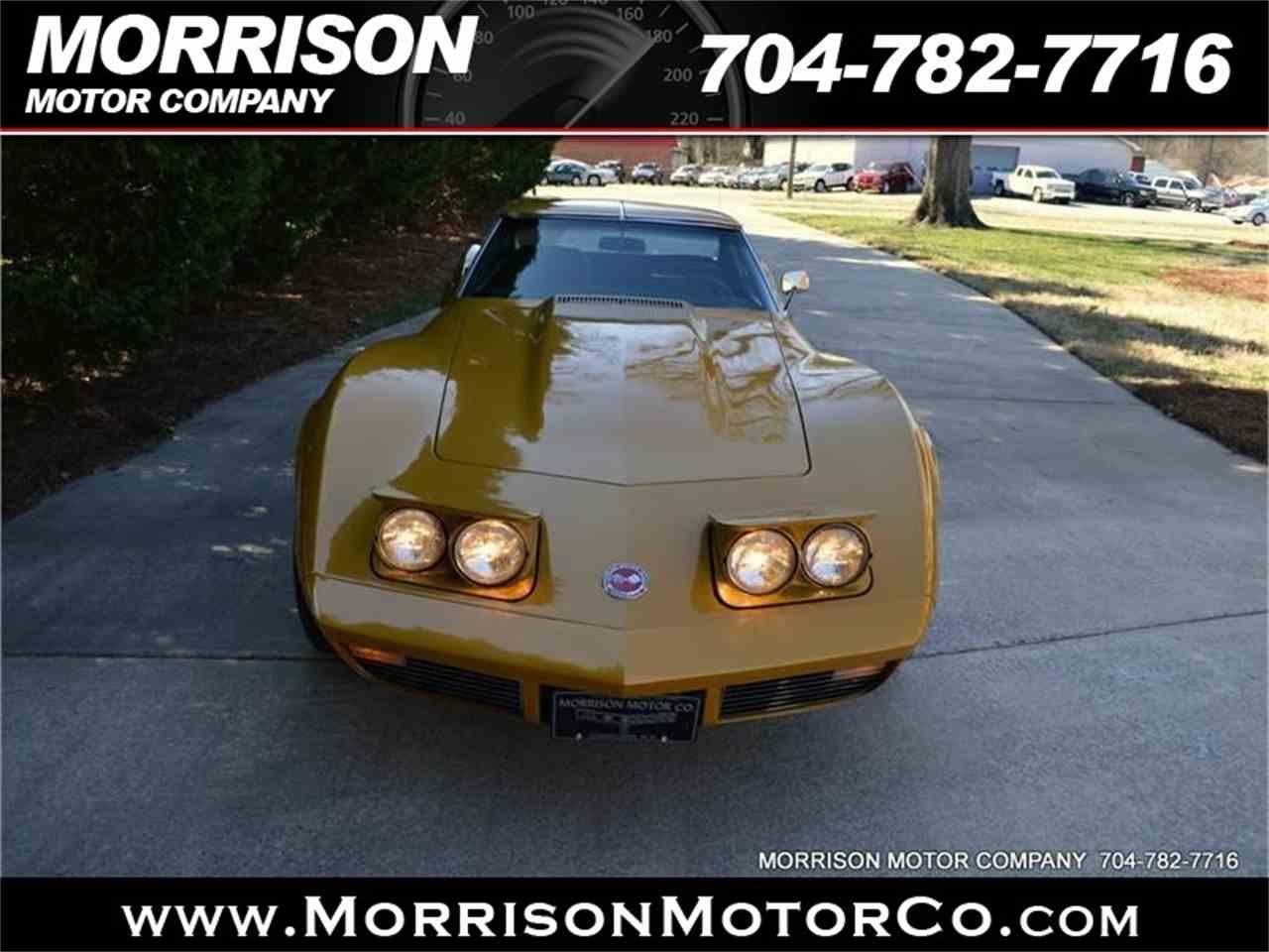 Large Picture of '73 Corvette - KX1Q