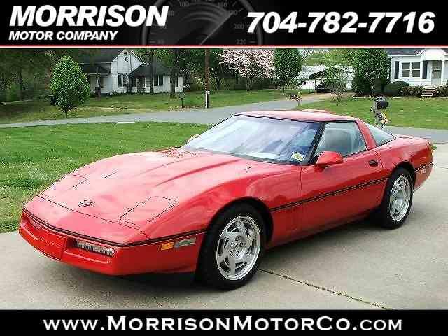 Picture of '90 Corvette ZR1 - KX1T