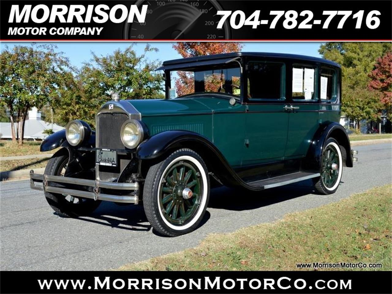 Large Picture of Classic '28 2-Dr Coupe - $25,900.00 Offered by Morrison Motor Company - KX2C