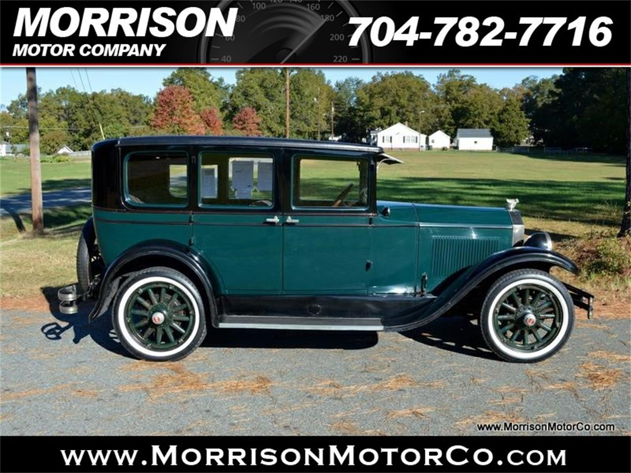 Large Picture of 1928 Buick 2-Dr Coupe located in Concord North Carolina - $25,900.00 - KX2C