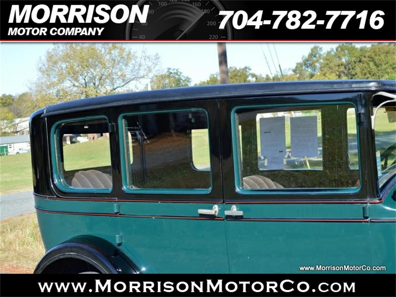 Large Picture of '28 Buick 2-Dr Coupe located in Concord North Carolina - $25,900.00 Offered by Morrison Motor Company - KX2C