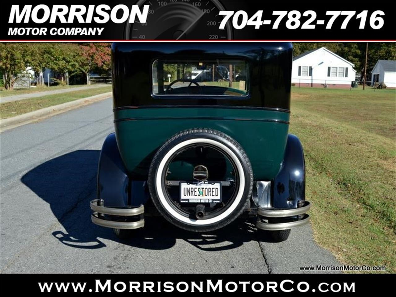 Large Picture of '28 2-Dr Coupe located in North Carolina Offered by Morrison Motor Company - KX2C
