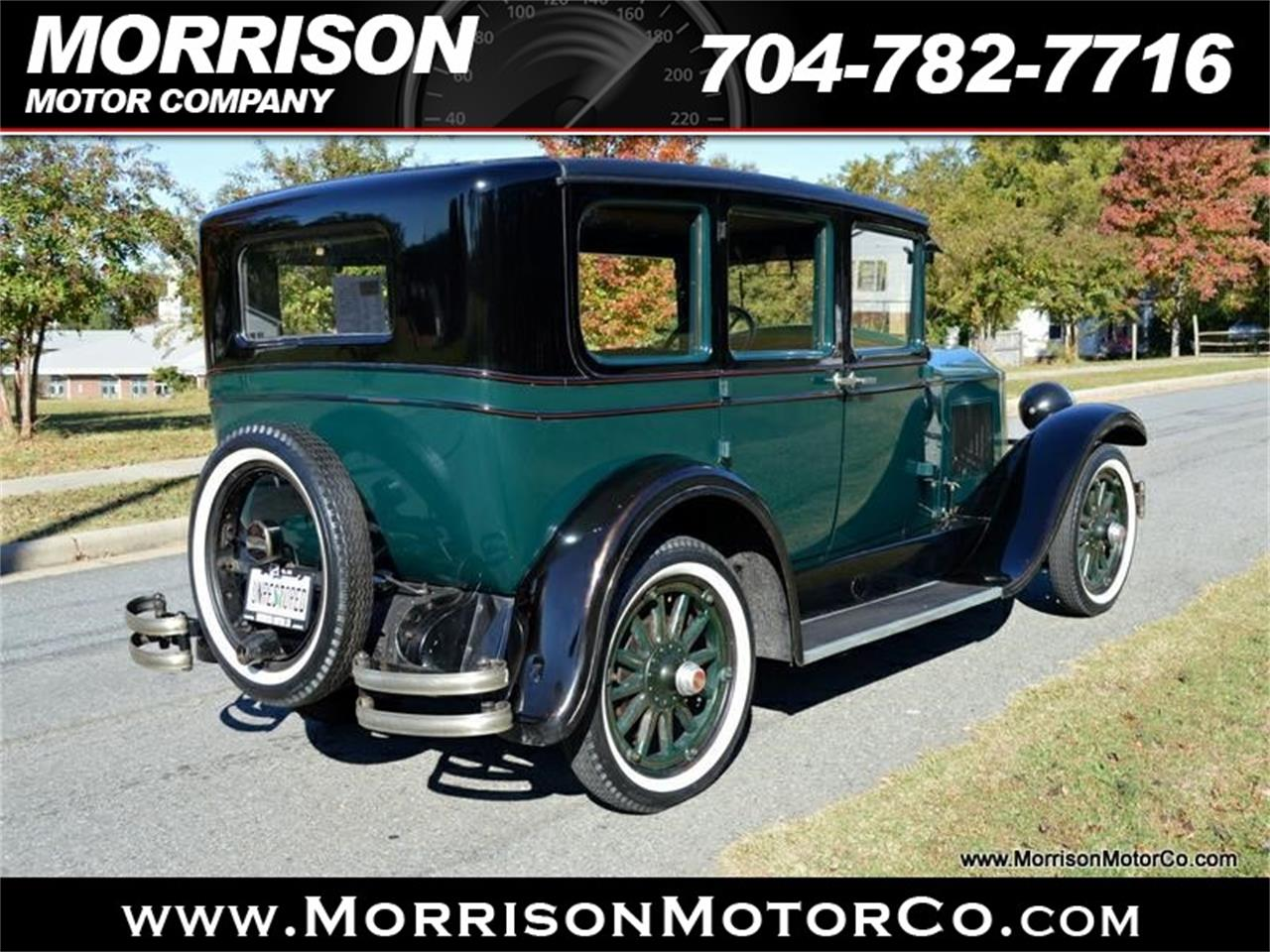 Large Picture of Classic 1928 2-Dr Coupe located in Concord North Carolina Offered by Morrison Motor Company - KX2C