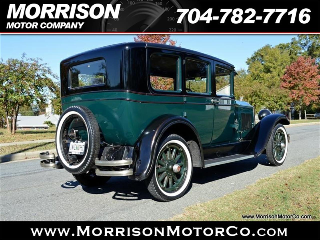 Large Picture of 1928 Buick 2-Dr Coupe - $25,900.00 Offered by Morrison Motor Company - KX2C