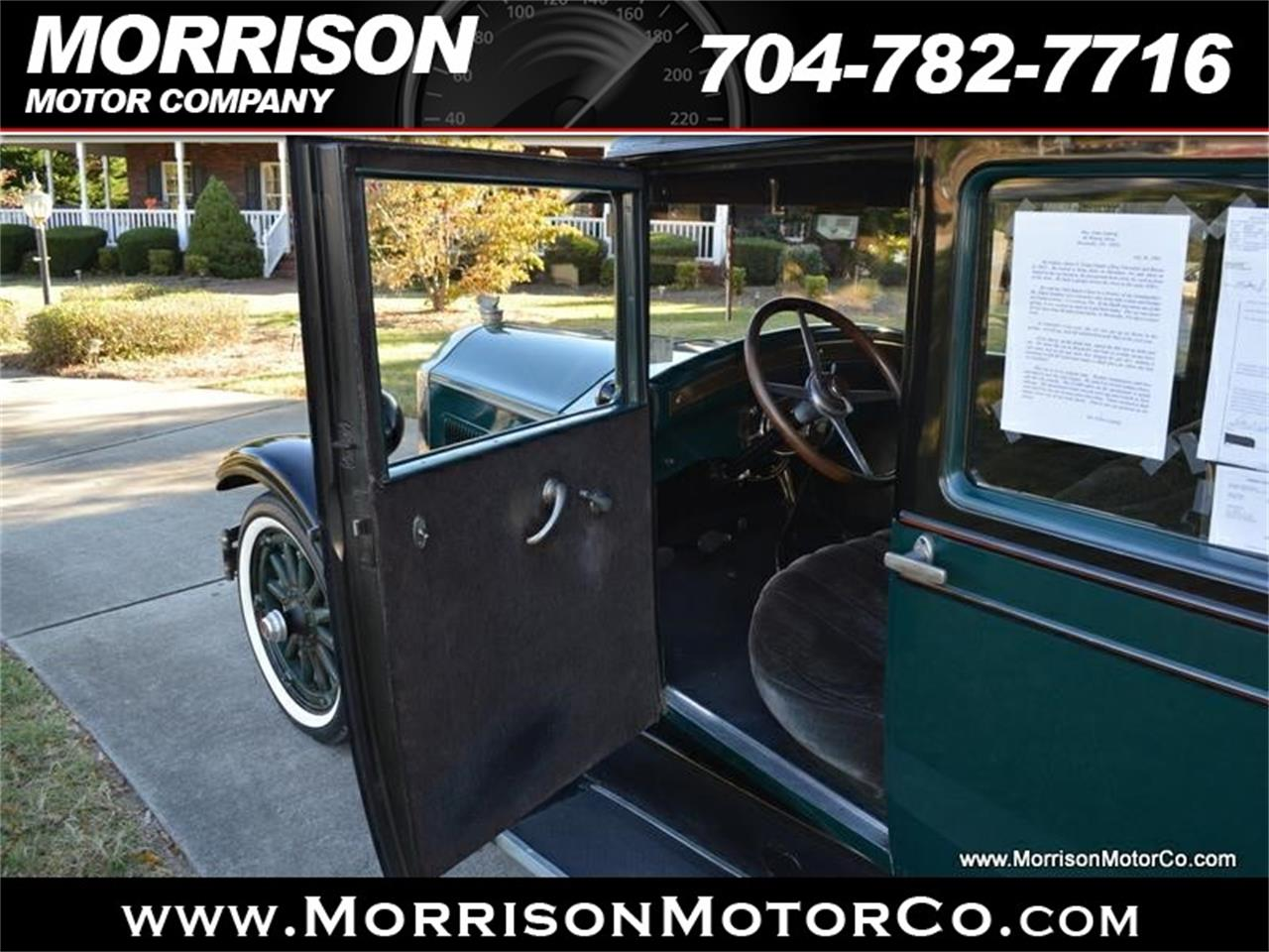 Large Picture of '28 2-Dr Coupe located in Concord North Carolina Offered by Morrison Motor Company - KX2C