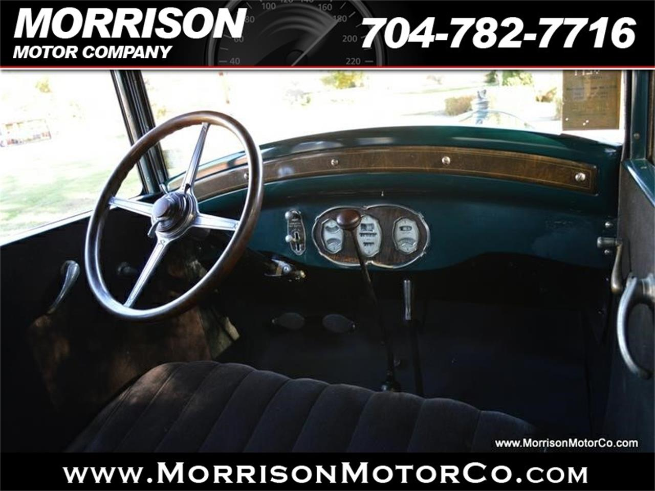Large Picture of Classic '28 Buick 2-Dr Coupe - $25,900.00 Offered by Morrison Motor Company - KX2C