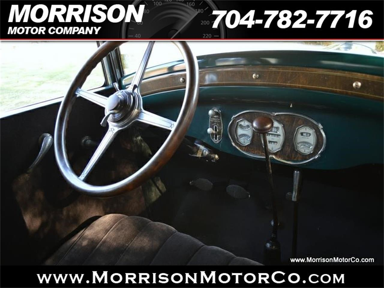 Large Picture of Classic '28 2-Dr Coupe Offered by Morrison Motor Company - KX2C