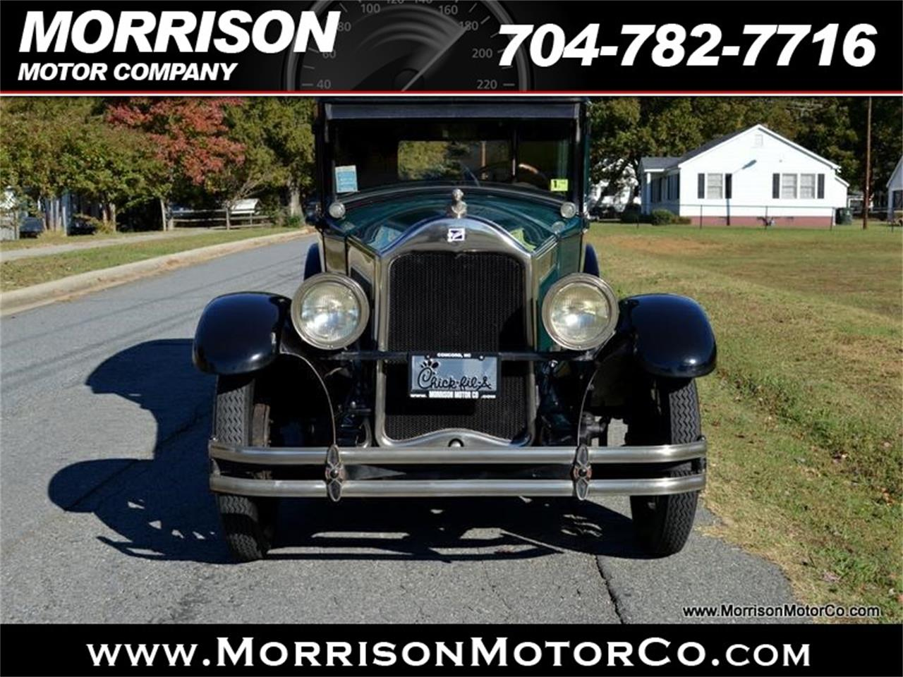 Large Picture of 1928 2-Dr Coupe located in Concord North Carolina - $25,900.00 - KX2C