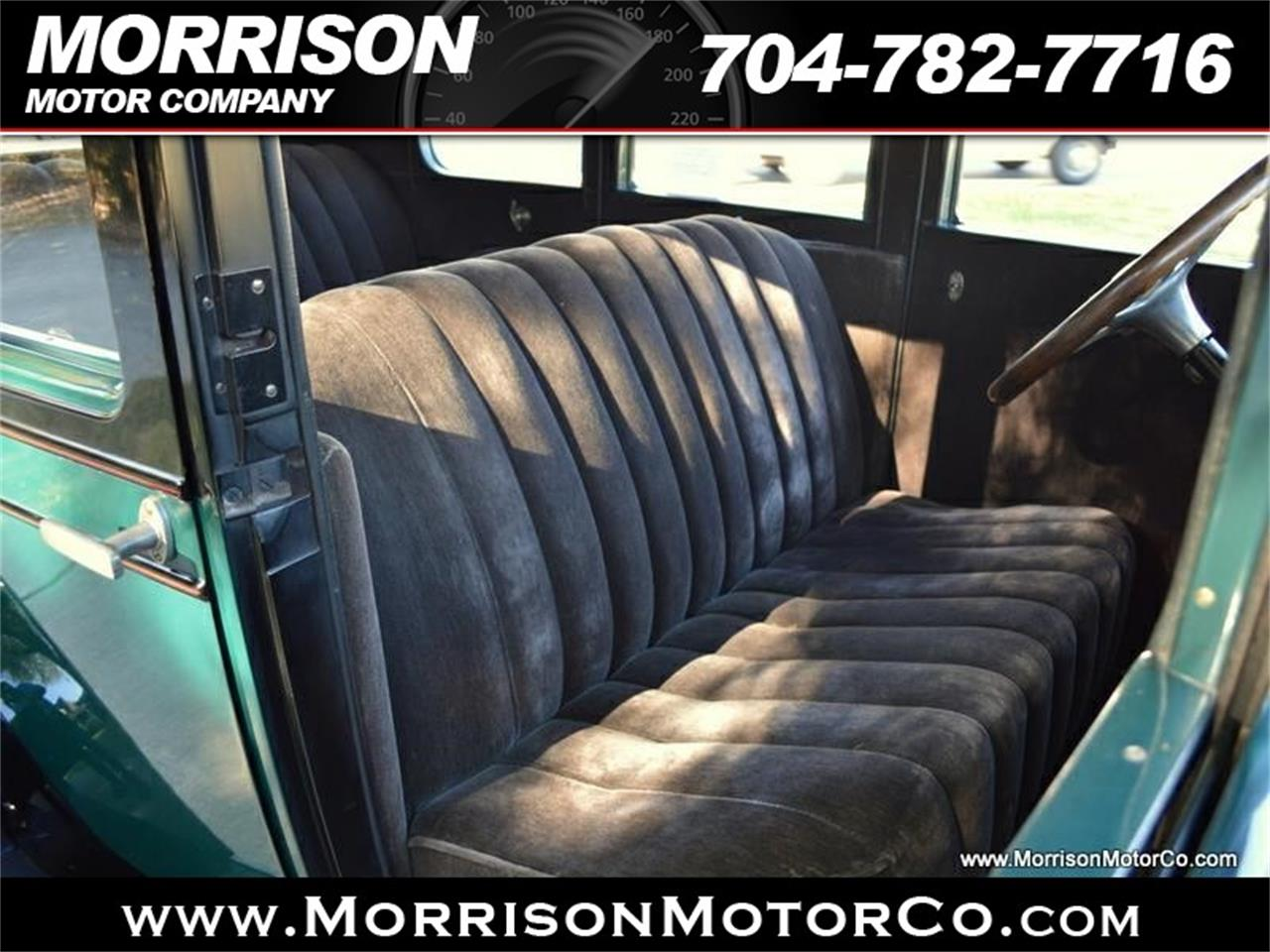 Large Picture of Classic 1928 2-Dr Coupe - $25,900.00 Offered by Morrison Motor Company - KX2C