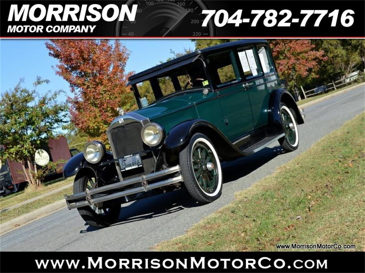 Large Picture of 1928 2-Dr Coupe located in North Carolina - $25,900.00 - KX2C