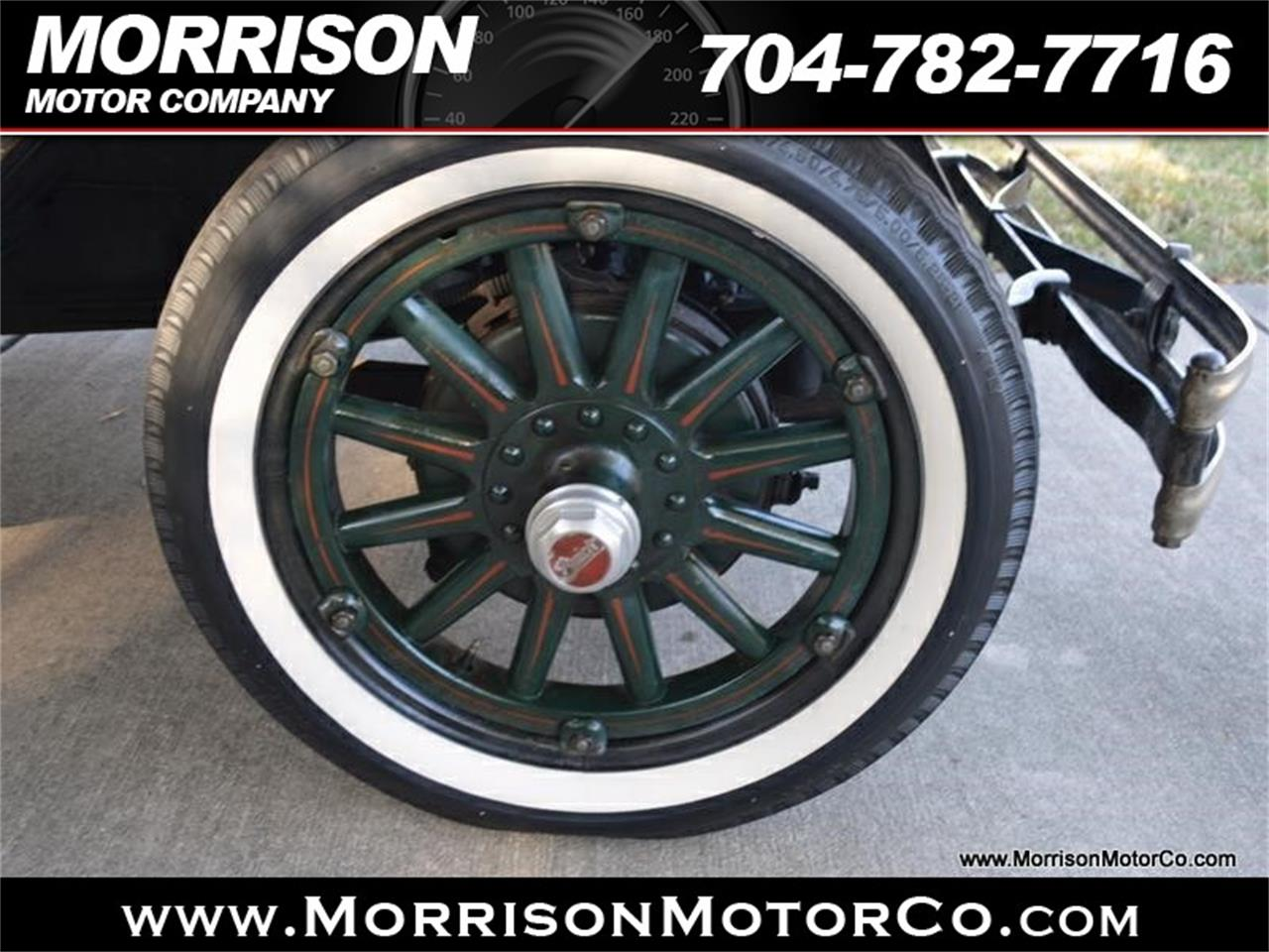 Large Picture of Classic 1928 Buick 2-Dr Coupe located in Concord North Carolina Offered by Morrison Motor Company - KX2C