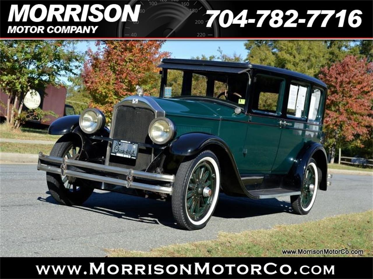 Large Picture of '28 2-Dr Coupe - $25,900.00 Offered by Morrison Motor Company - KX2C