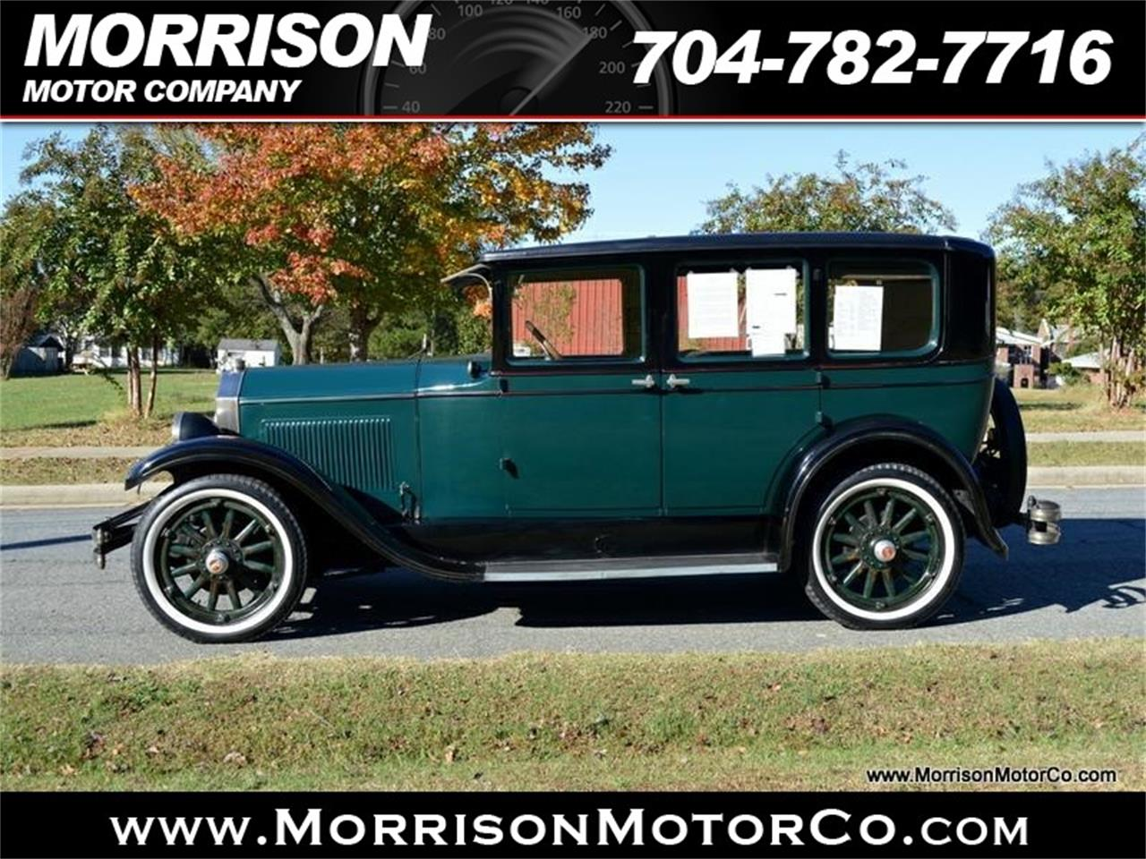 Large Picture of '28 Buick 2-Dr Coupe - $25,900.00 Offered by Morrison Motor Company - KX2C