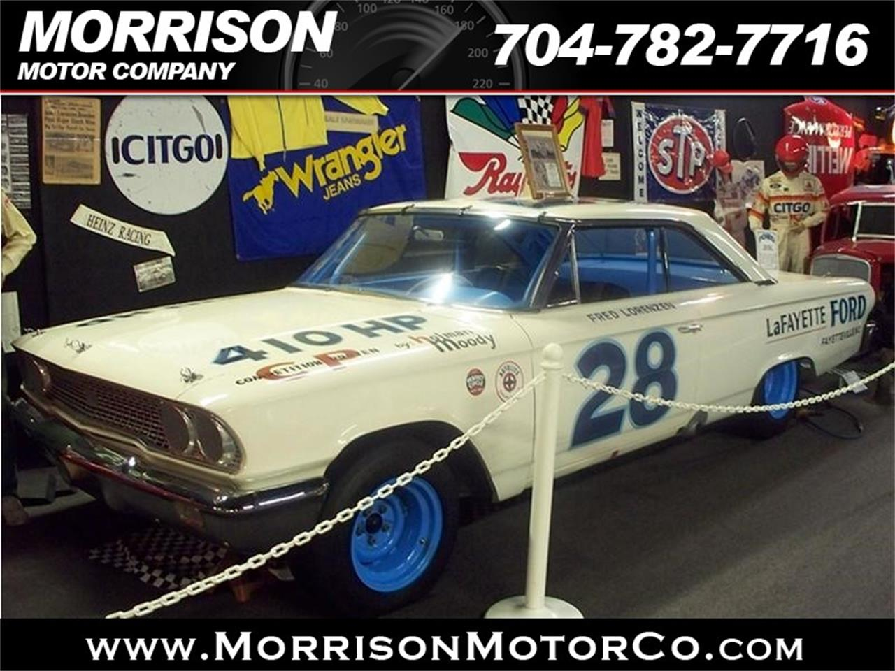 Large Picture of Classic 1963 Galaxie located in North Carolina - $35,500.00 Offered by Morrison Motor Company - KX2F