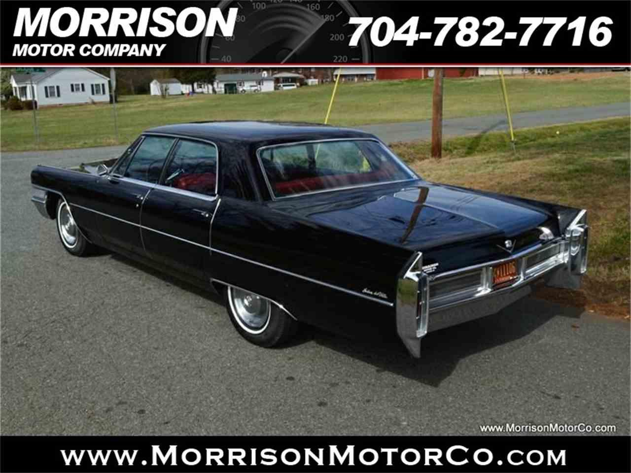 1965 Cadillac Deville For Sale: 1965 Cadillac Sedan DeVille For Sale
