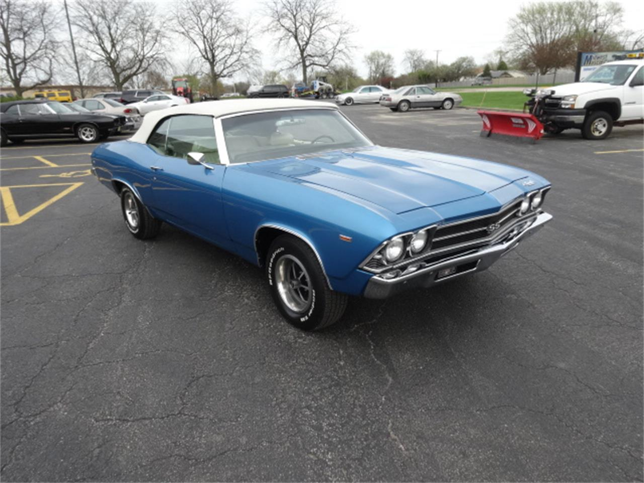 Large Picture of '69 Chevelle - KX2M