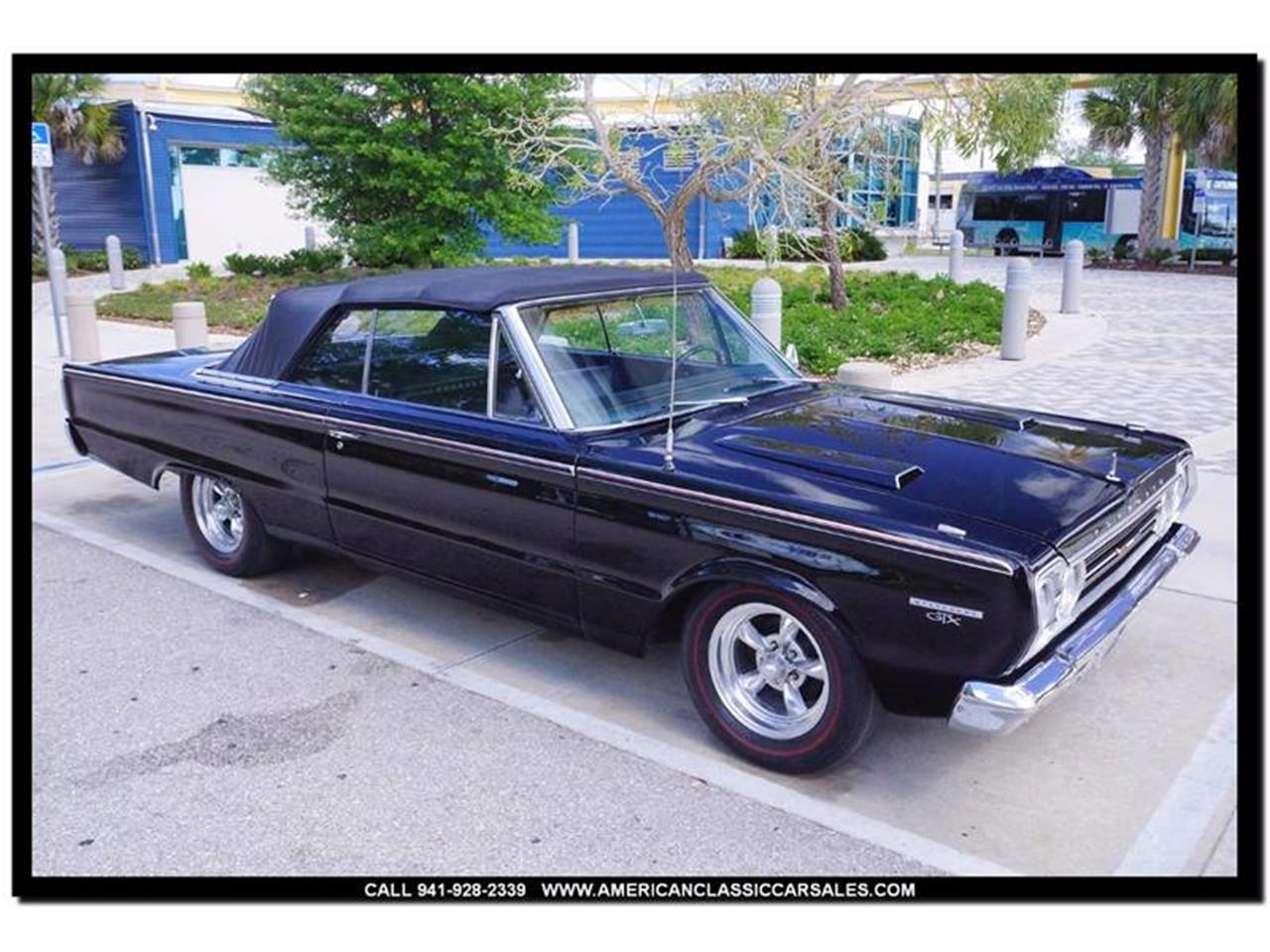 Large Picture of '67 Belvedere - KX3R