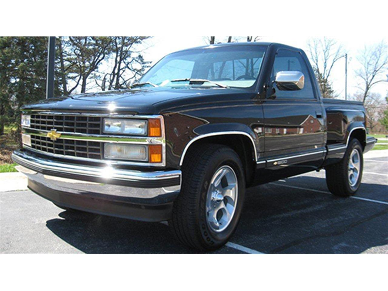 1993 chevy 1500 stepside