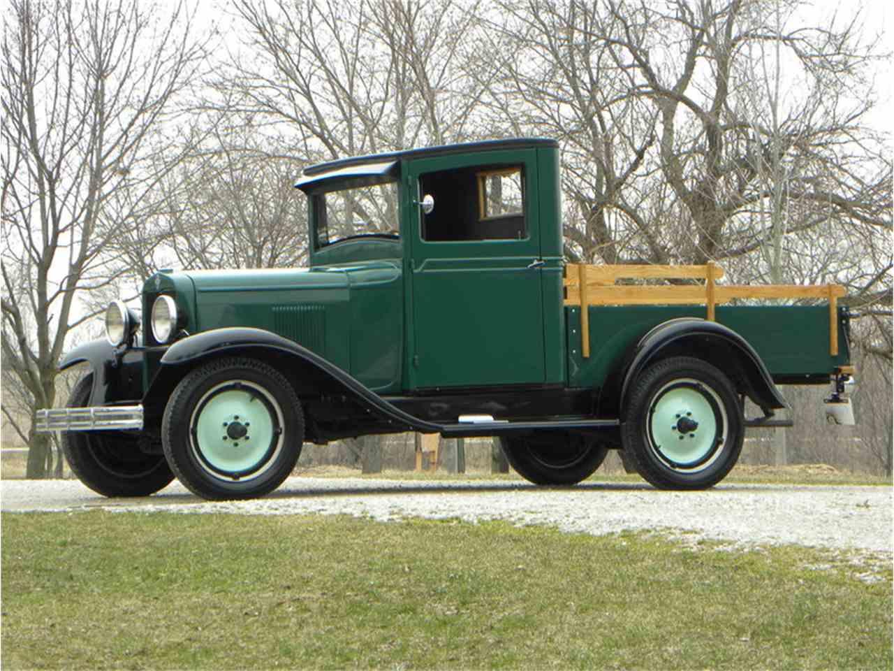 1930 chevrolet 1 2 ton pickup truck for sale cc 970627. Black Bedroom Furniture Sets. Home Design Ideas