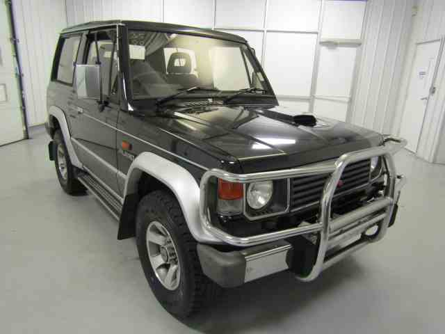 Picture of 1990 Mitsubishi Pajero located in Christiansburg Virginia Offered by  - KXIX