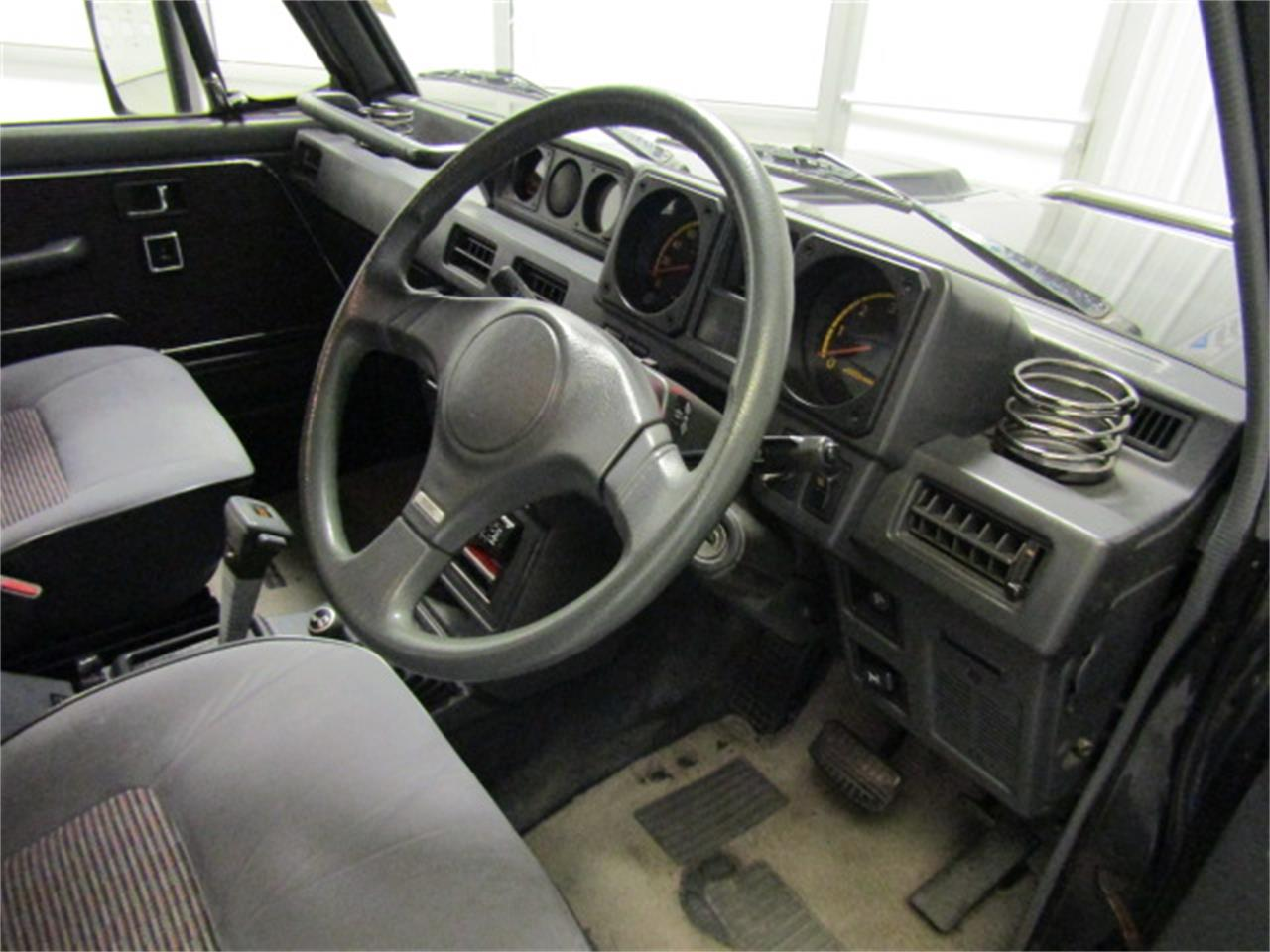 Large Picture of '90 Mitsubishi Pajero located in Virginia Offered by Duncan Imports & Classic Cars - KXIX