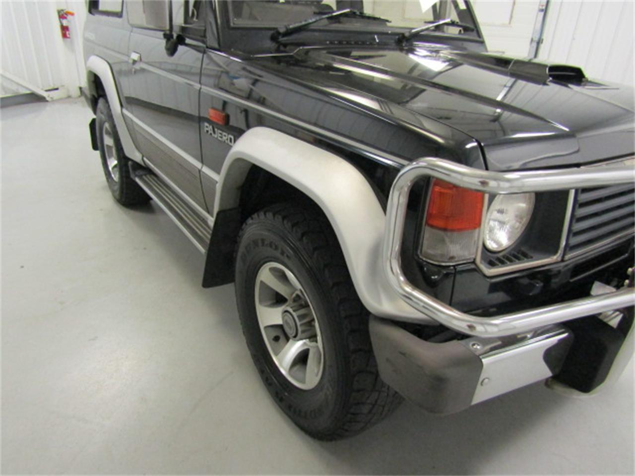 Large Picture of 1990 Mitsubishi Pajero located in Christiansburg Virginia - $7,999.00 Offered by Duncan Imports & Classic Cars - KXIX