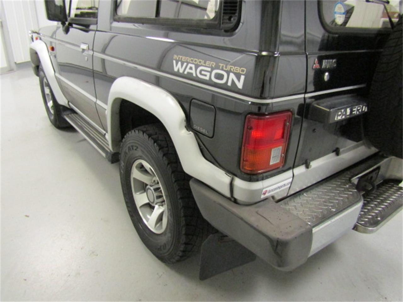 Large Picture of 1990 Pajero located in Virginia Offered by Duncan Imports & Classic Cars - KXIX