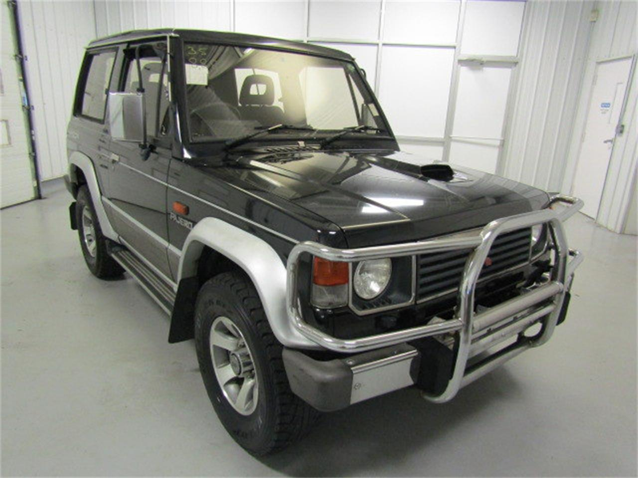 Large Picture of 1990 Mitsubishi Pajero Offered by Duncan Imports & Classic Cars - KXIX