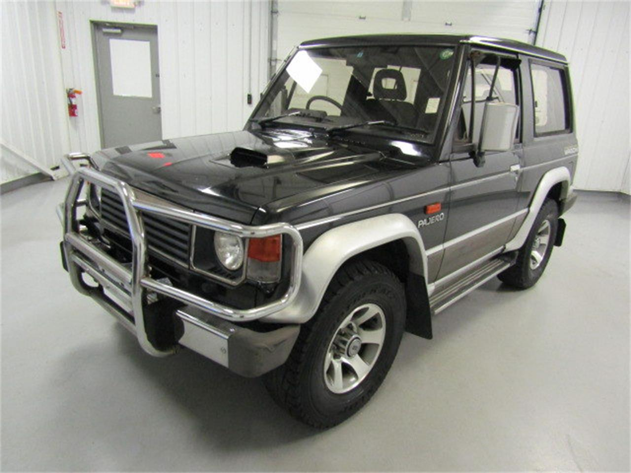 Large Picture of 1990 Mitsubishi Pajero - $7,999.00 Offered by Duncan Imports & Classic Cars - KXIX