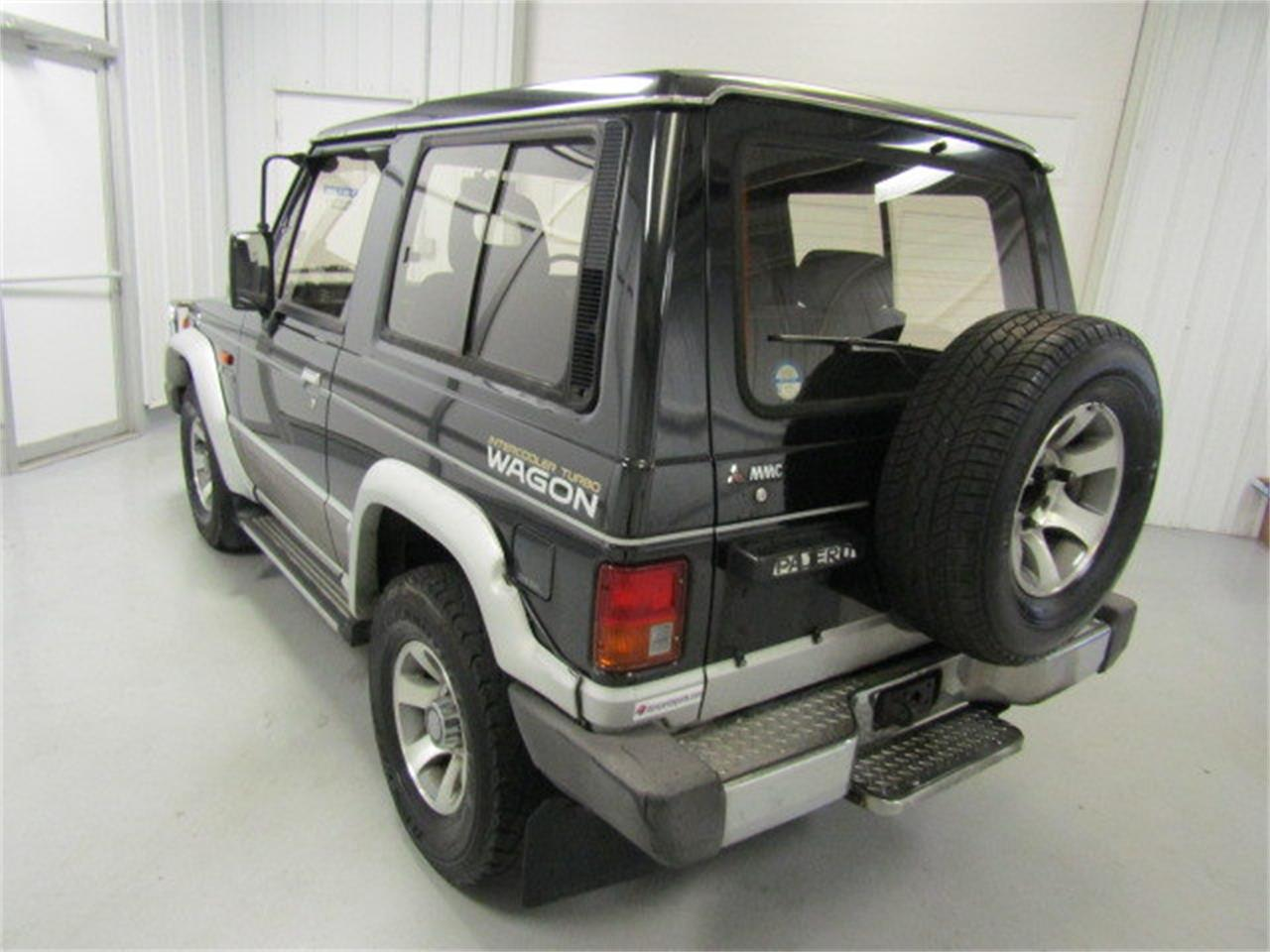 Large Picture of 1990 Mitsubishi Pajero - KXIX