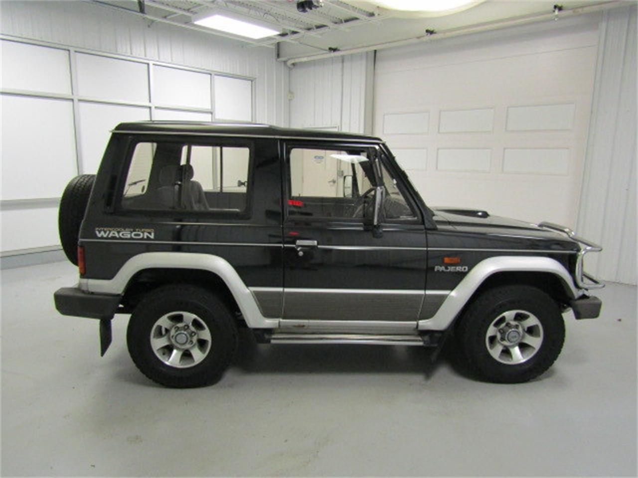 Large Picture of '90 Mitsubishi Pajero - KXIX