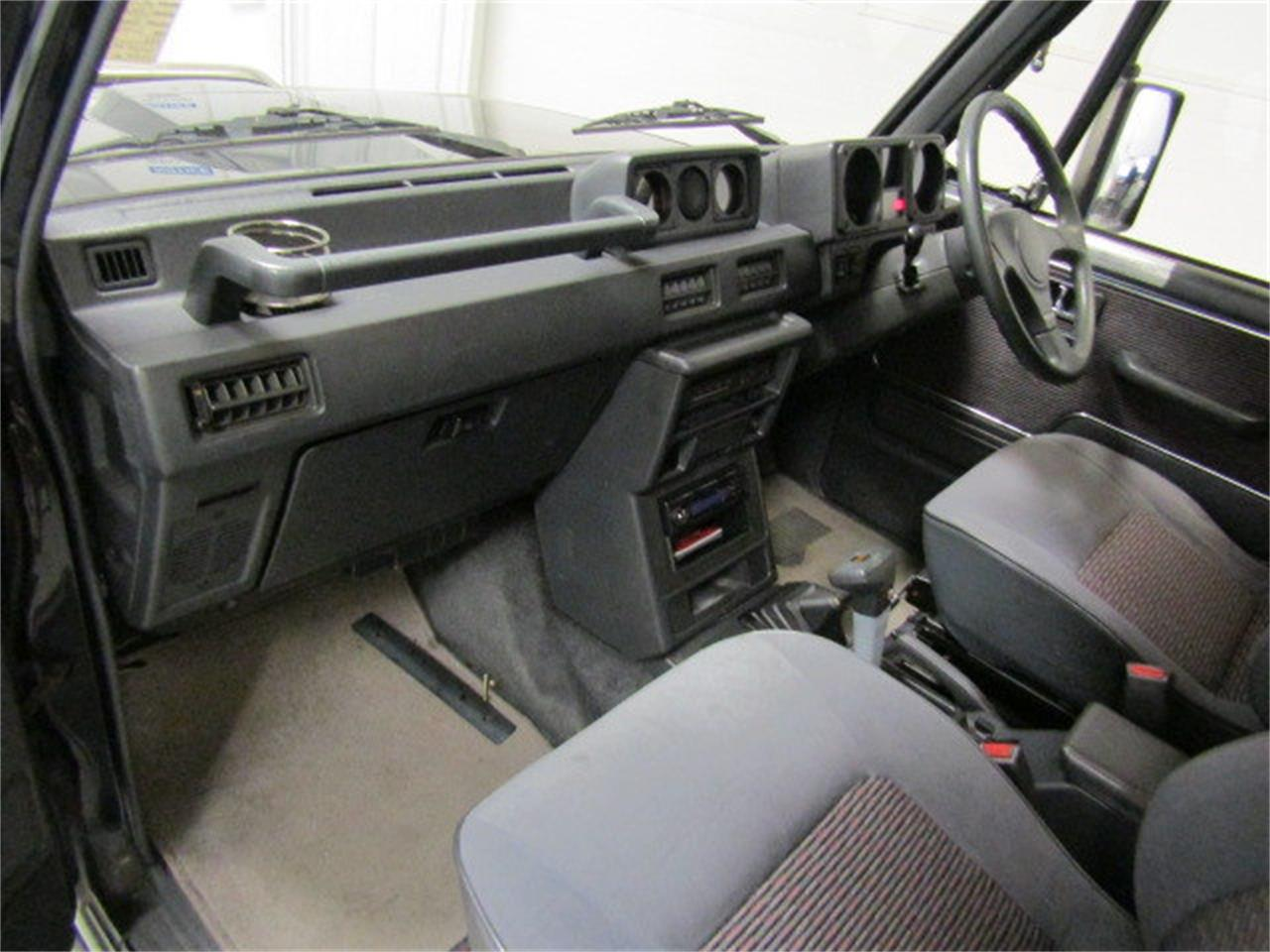 Large Picture of 1990 Mitsubishi Pajero located in Virginia Offered by Duncan Imports & Classic Cars - KXIX