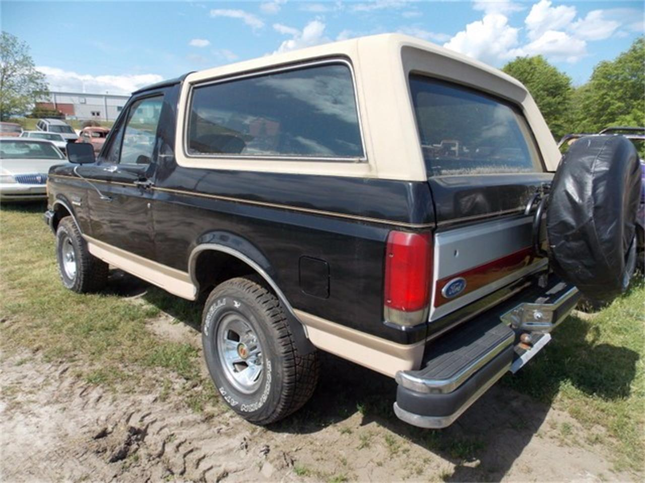 Large Picture of 1990 Bronco located in Gray Court South Carolina - KXJP