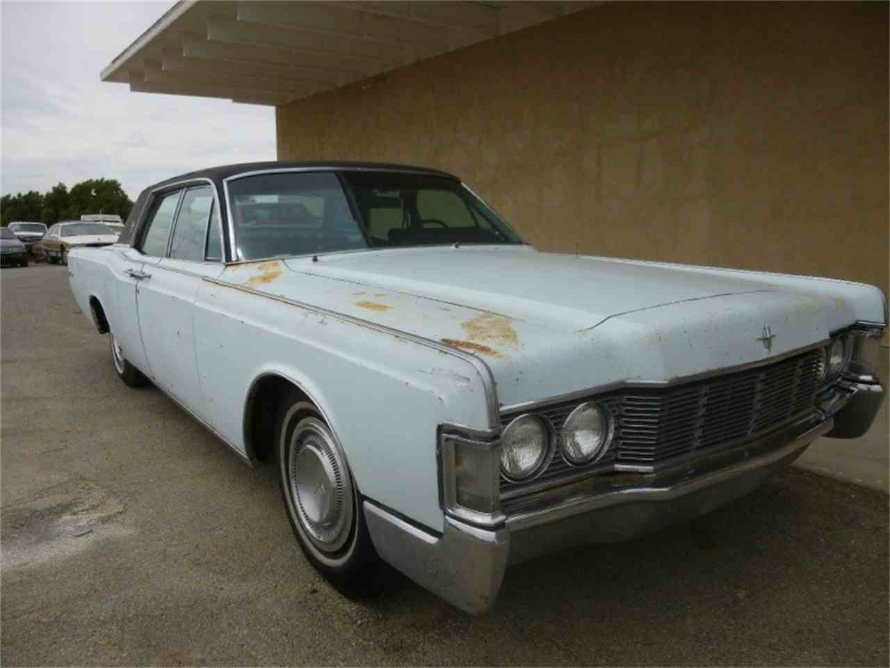 1968 Lincoln Continental for Sale | ClicCars.com | CC-976648