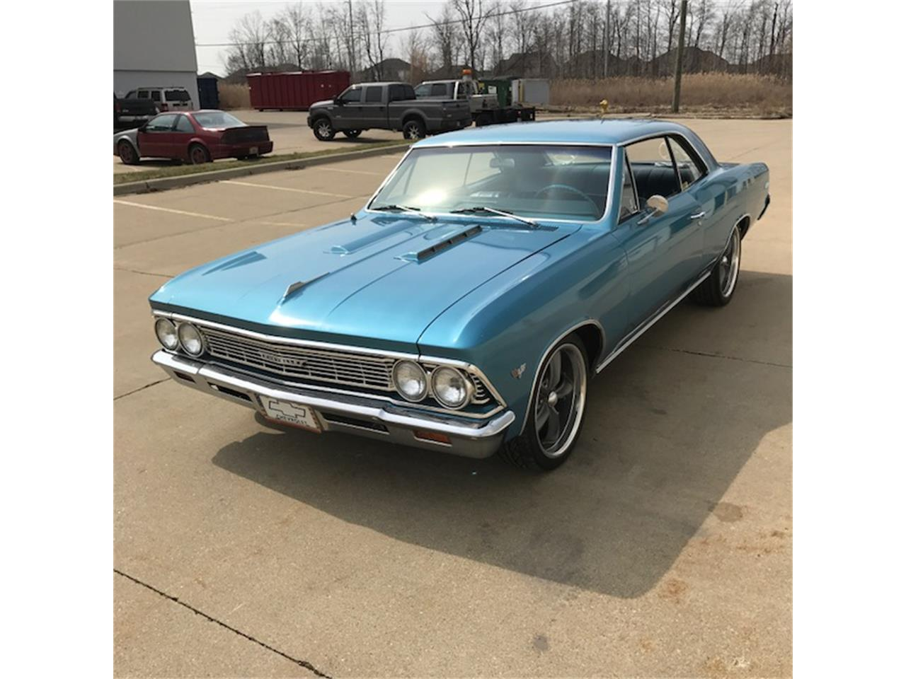 Large Picture of '66 Chevelle - KXMH