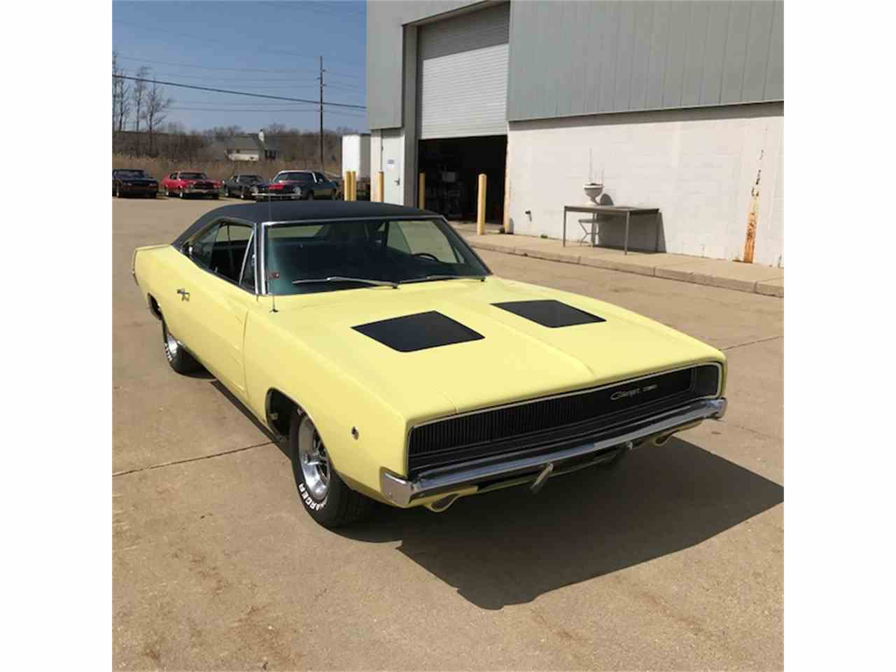 1968 Dodge Charger for Sale | ClassicCars.com | CC-976703