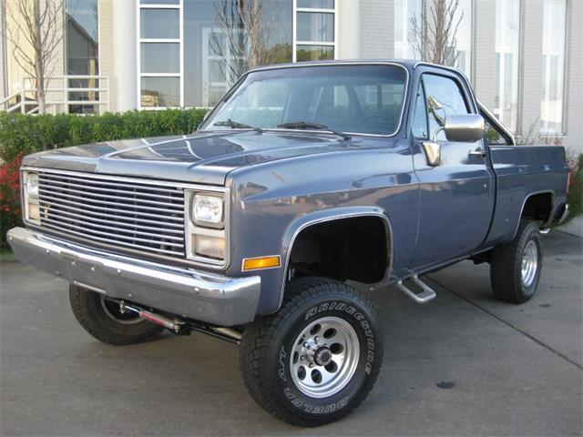 Picture of '86 Chevrolet C/K 10 - $17,900.00 Offered by  - KXMO