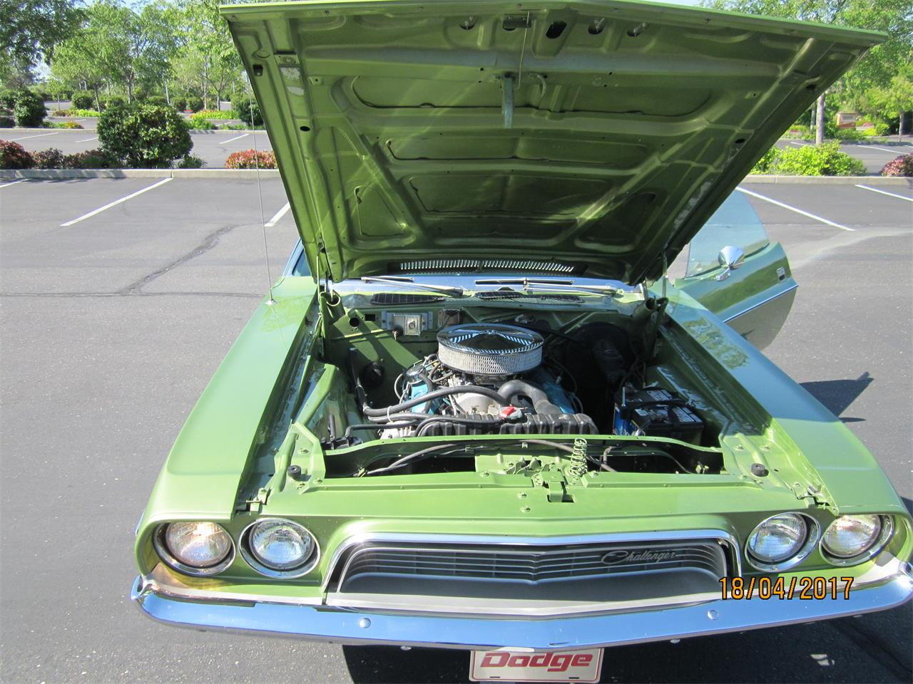 Large Picture of Classic 1973 Dodge Challenger Offered by a Private Seller - KXN2