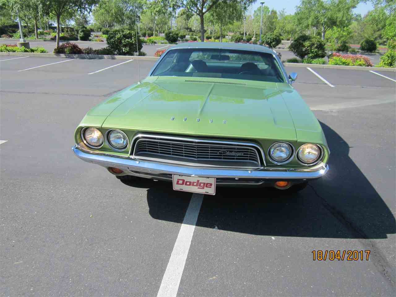 Large Picture of '73 Challenger - KXN2