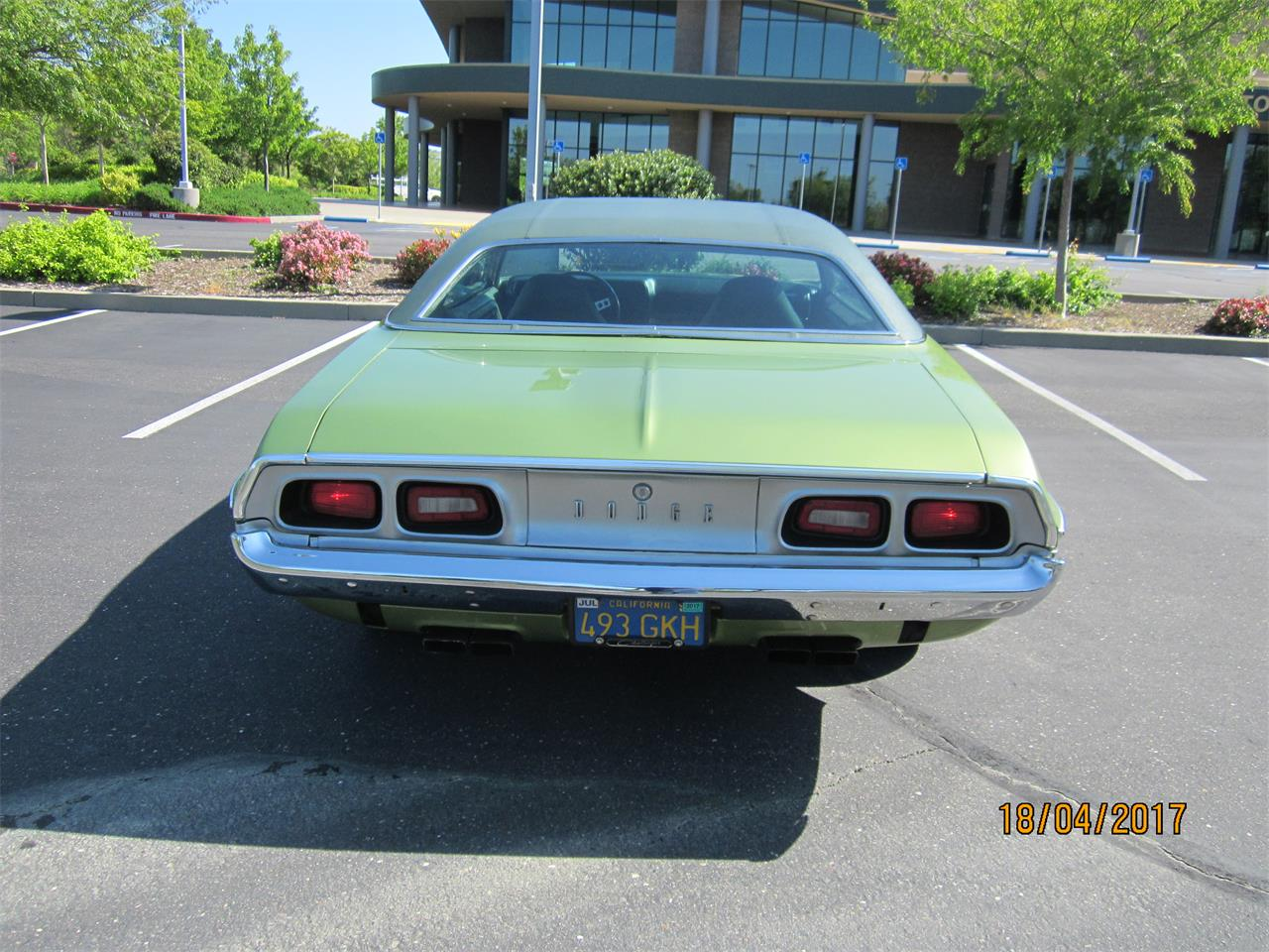 Large Picture of Classic 1973 Challenger - $16,200.00 Offered by a Private Seller - KXN2
