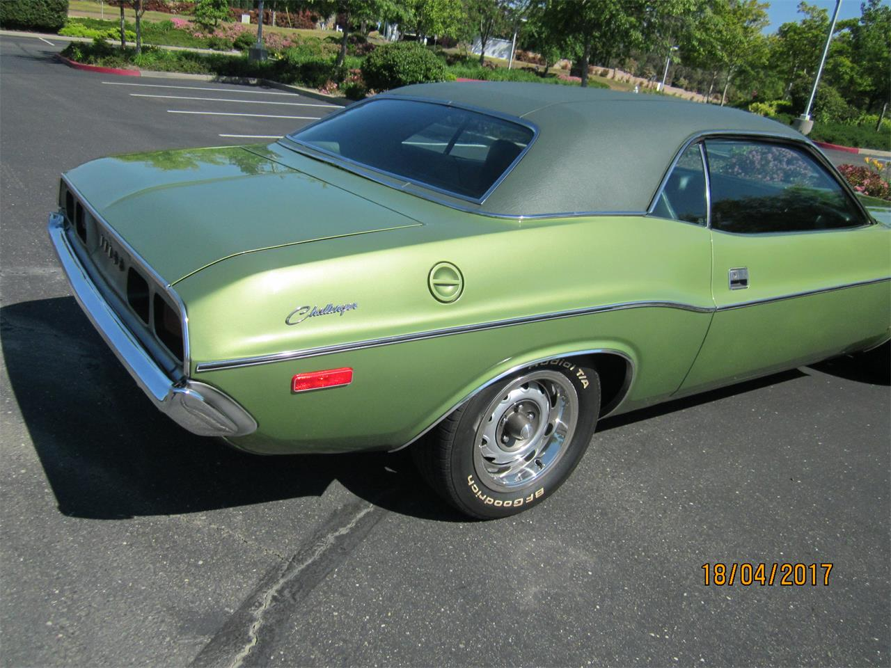 Large Picture of 1973 Dodge Challenger located in El Dorado Hills California - $16,200.00 - KXN2