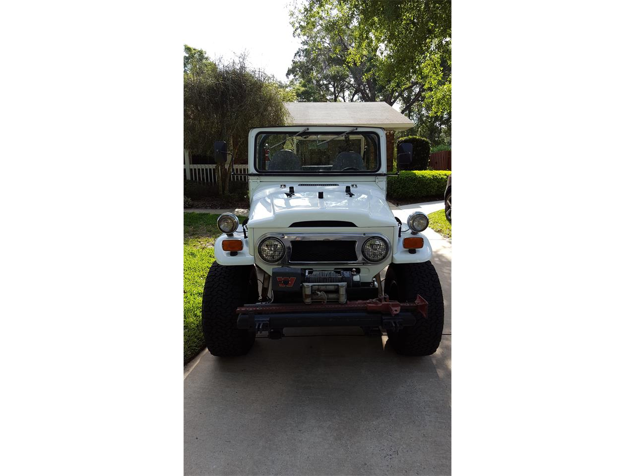 Large Picture of '72 Land Cruiser FJ - KXN4