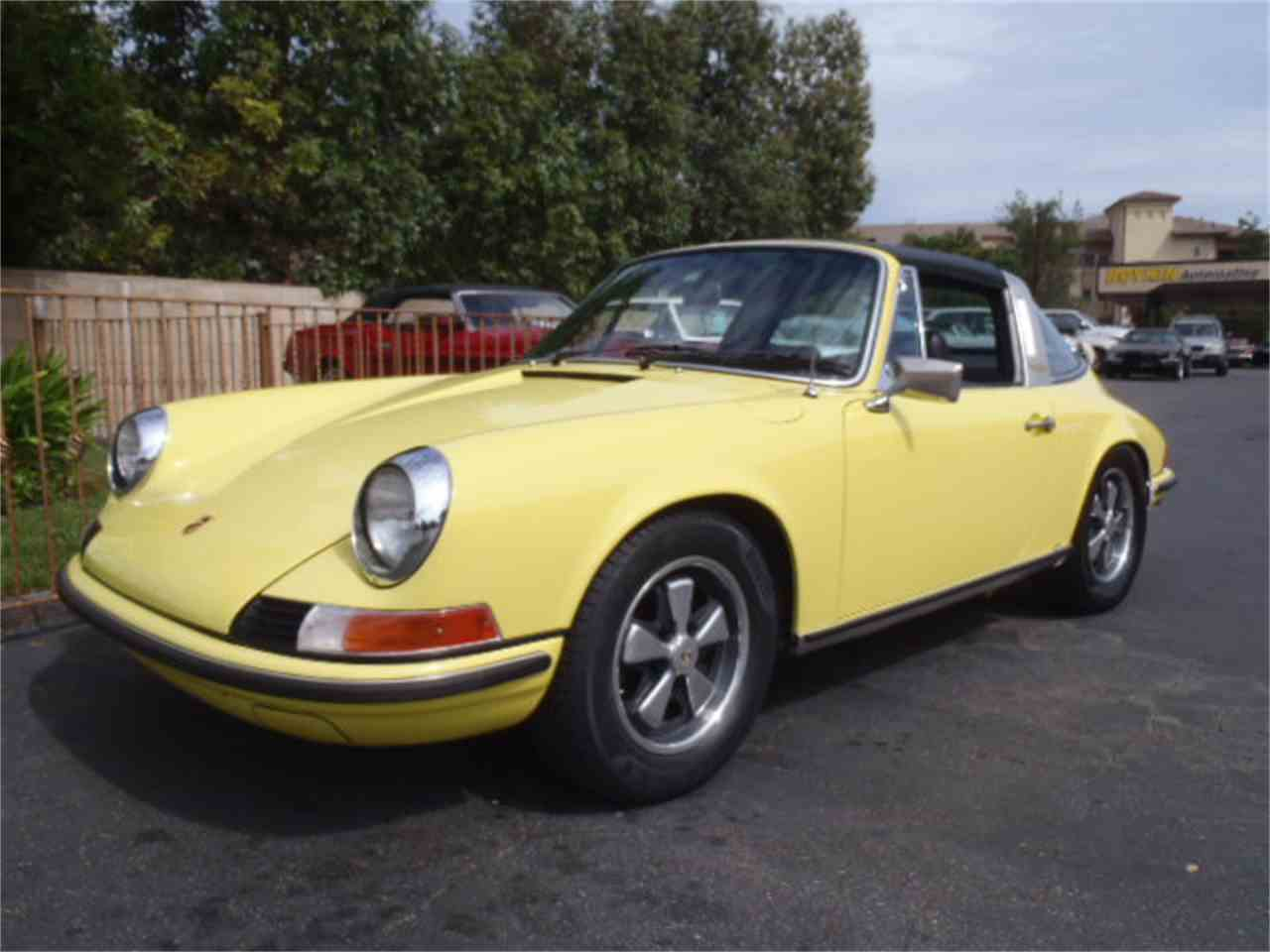 Large Picture of '70 911 - KXO5