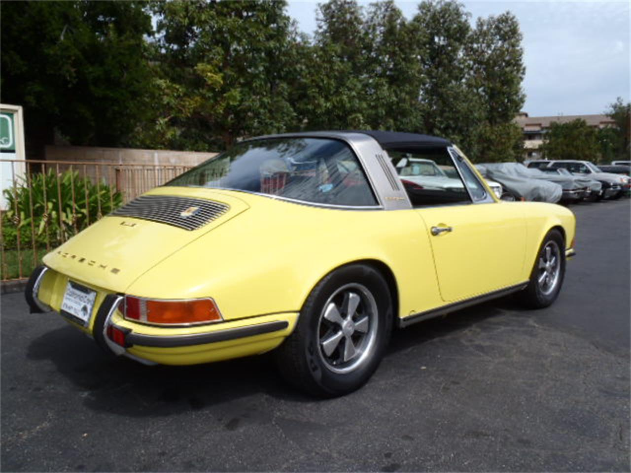 Large Picture of '70 Porsche 911 - KXO5