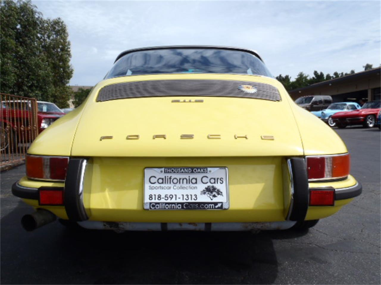 Large Picture of '70 Porsche 911 Offered by California Cars - KXO5