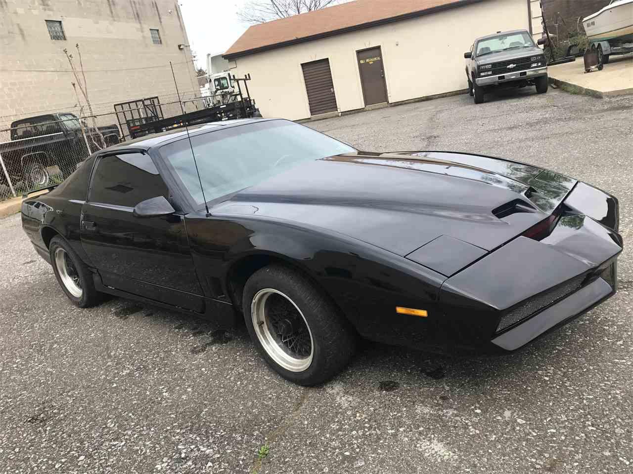 1988 Pontiac Trans Am GTA - YouTube