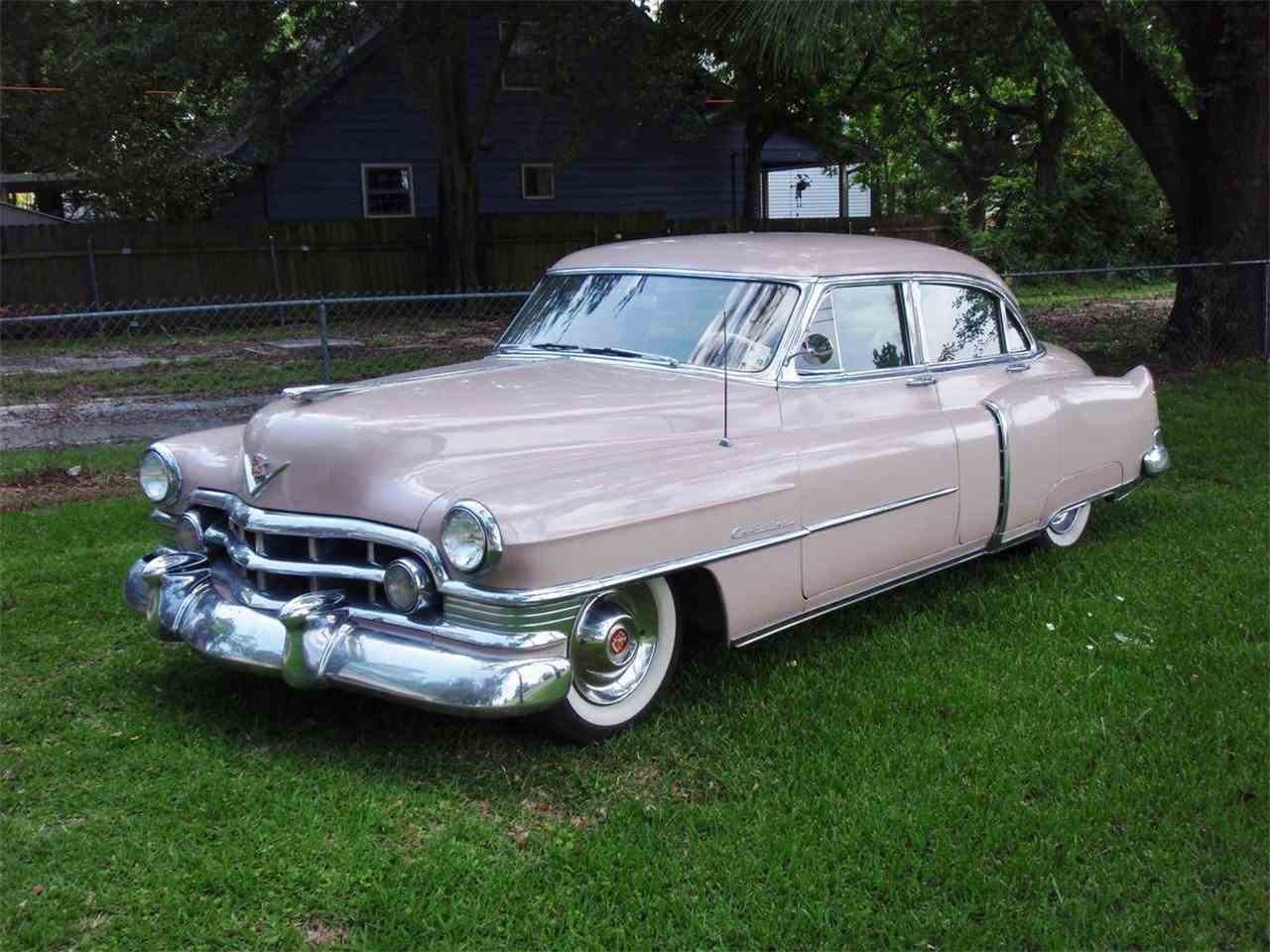 Classic Cars For Sale California Usa: 1950 Cadillac Series 62 For Sale